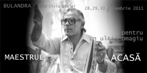 Liviu Ciulei se-ntoarce acasa, la Bulandra