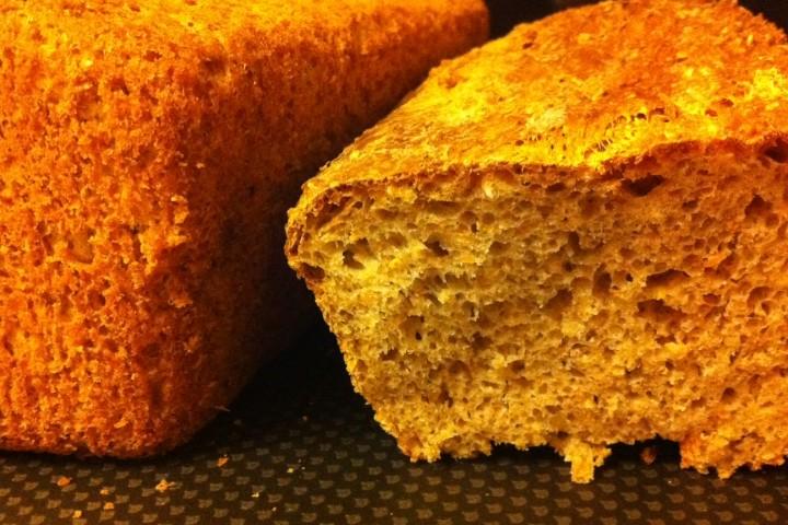 Pâinea de casă în cinci paşi. #1
