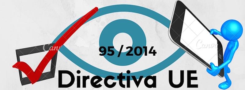 Cristina Balan consultant Directiva UE 95:2014